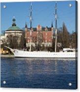 Stockholm Ship Acrylic Print