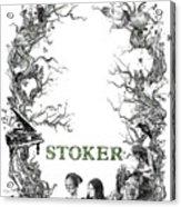Stoker Acrylic Print