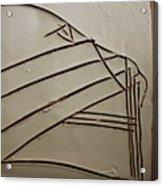 Stone - Tile Acrylic Print