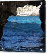 Stone And Sea 2 Acrylic Print