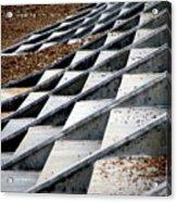 Stone Carpet Acrylic Print
