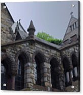 Stone Church Acrylic Print