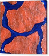 Stone Edge Iv Acrylic Print