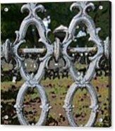 Stone Fence Acrylic Print