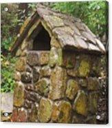 Stone Hut Acrylic Print