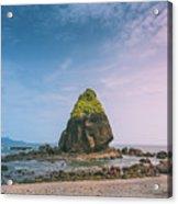 Stone Island Acrylic Print