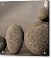 Stone Light Acrylic Print