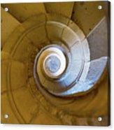 Stone Spiral Acrylic Print