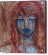 Stone Tears Acrylic Print