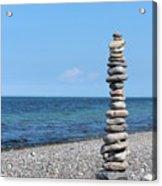 Stone Towers Acrylic Print
