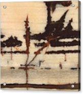 Stone Vision Corral - B Acrylic Print