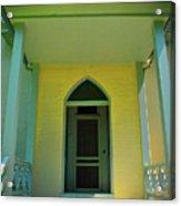 Stonewall Door Acrylic Print