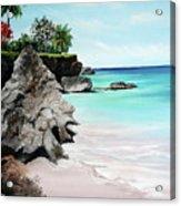 Store Bay Tobago Acrylic Print