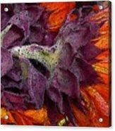Store Flower Acrylic Print