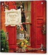 Store - Strausburg Pa - Thistle And Vine Acrylic Print