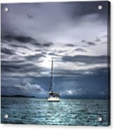 Storm Approaching Acrylic Print