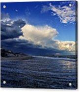 Storm Brewing Acrylic Print
