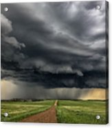 Storm Chaser  0352 Acrylic Print