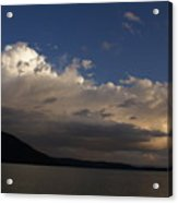 Storm Cloud Over Shadow Mountain Lake II Acrylic Print