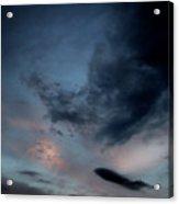 Storm Cloud Acrylic Print