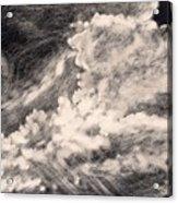 Storm Clouds 2 Acrylic Print by Elizabeth Lane