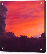 Storm Clouds 2 Acrylic Print