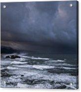 Storm Clouds Acrylic Print