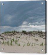 Storm Dune Acrylic Print