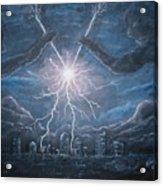 Storm Games Acrylic Print