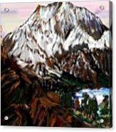 Storm King Mountain Acrylic Print