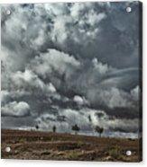Storm Morocco Acrylic Print