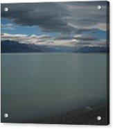 Storm On The Lake Acrylic Print