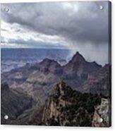 Storm Over Grand Canyon Acrylic Print