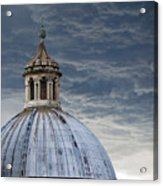 Storm Over Siena Acrylic Print