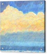 Storm Over Virginia Beach Acrylic Print