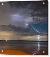 Storm Tension Acrylic Print