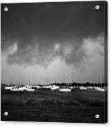 Storm Warning Acrylic Print
