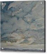 Storm Warning I Acrylic Print