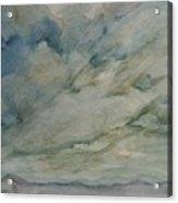 Storm Warning II Acrylic Print