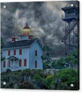 Storm Watch Acrylic Print