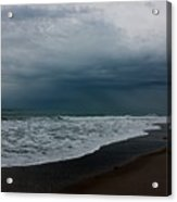 Storms Rolling In Acrylic Print