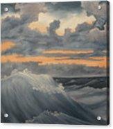 Storms Acrylic Print