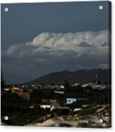 Stormy Clouds Acrylic Print
