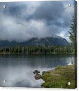 Stormy Morning At Dillon Acrylic Print