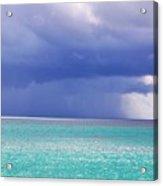 Stormy Ocean Acrylic Print