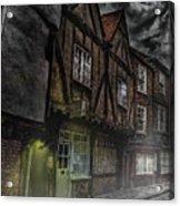 Stormy Shambles Acrylic Print