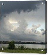 Stormy Skies Acrylic Print