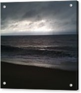 Stormy Sunrise Acrylic Print
