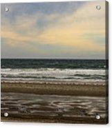 Stormy View Of Nantsaket Beach Acrylic Print