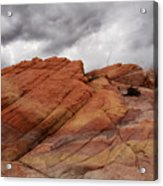 Stormy Weather 4 Acrylic Print